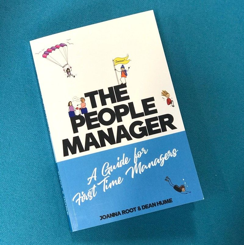The People Manager - A Guide for the First Time Manager - Book